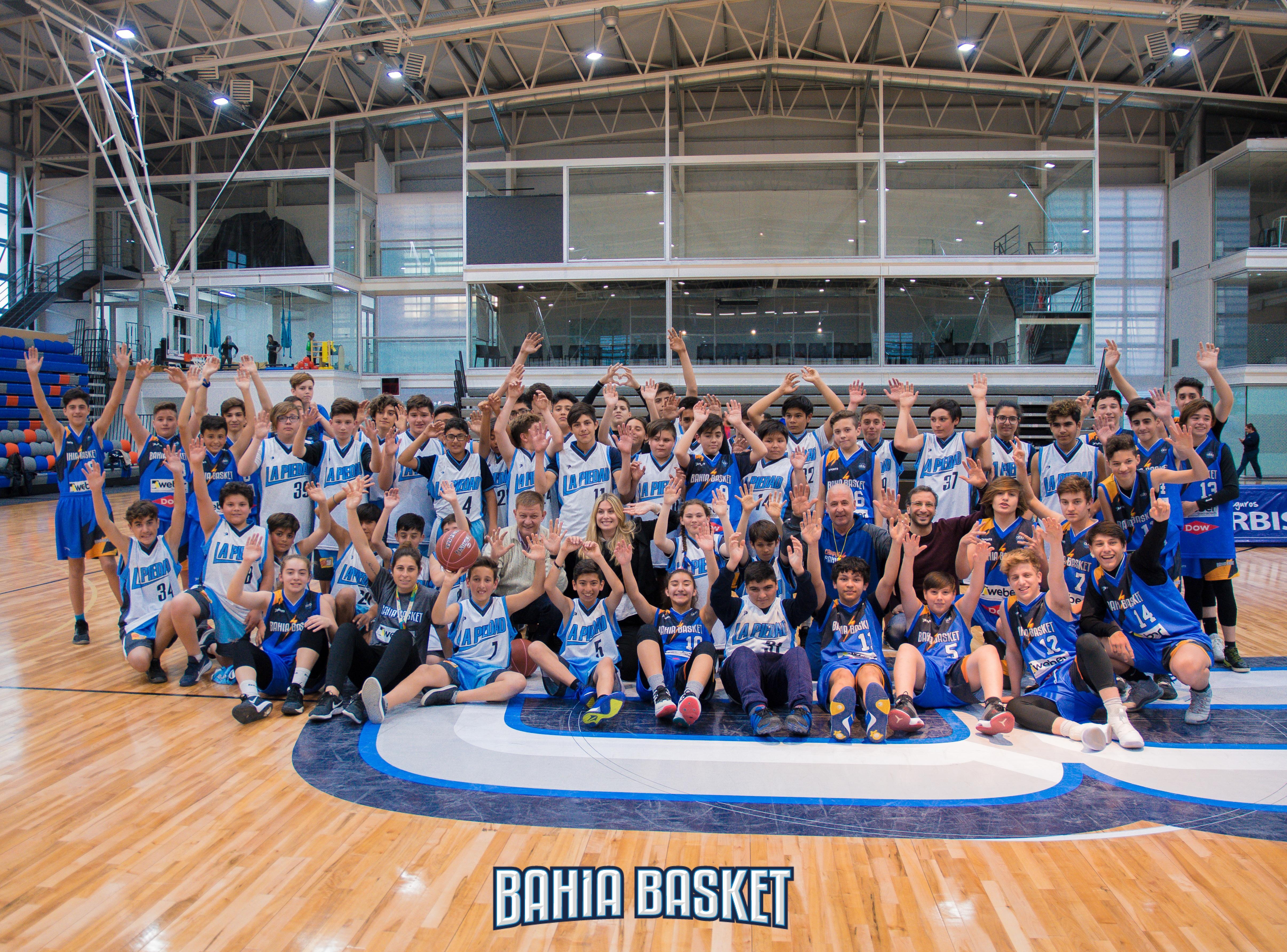 Basquet Social Una Linda Propuesta Que Crece Don Bosco Sur